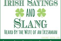 Irish! / Because I love cultures & St. Patrick's Day!