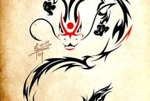 chainese dragon tatoo