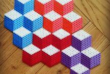 Hama Beads - Figure geometriche