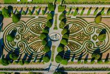 historische Gärten