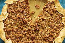Pies / by Jennifer Hamill