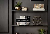 HOUSE | Shelves Display