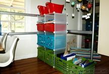 organize / Organize the home and life.  / by Jeannine Aristeguieta