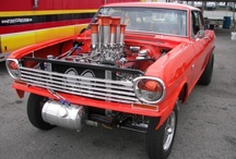 It's a GAS / Old school gassers / by Denis Stephen