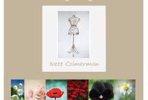 Blooming through love / My first collection of 7 dresses inspired by flowers that tell the story about women who are blooming through love. More details on my facebook page: https://www.facebook.com/Ivett-Czimerman-646171658729348/