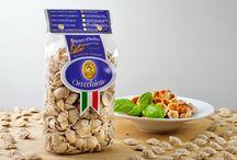 Hitany: la pasta / La tradizione del sapore pugliese: acqua, farina e mani sapienti.
