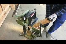 Interesting and unusual woodworking tools and equipment
