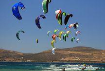 Kiteboarding Motivation / by Steve Scott