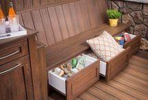 Outdoor Storage Furniture