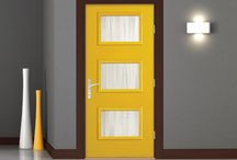 Pulse / Clean lines. Crisp angles. Sleek designs. Vintage style. Pulse is a contemporary series of door styles and glass designs that can be combined to make a bold statement. With a pulse door, your entryway will become a modern work of art.
