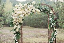 Ceremony Arches & Arbors