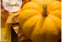 Thanksgiving / The Thanksgiving Holiday! / by Homemaking on the Homestead