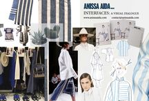 Anissa Aida SS17 Moodboard