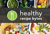 Healthy recipes I love