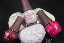 NAIL ART: SPARITUAL VALENTINE CHALLENGE / http://www.mikrosvetbyellen.com/2015/02/nail-art-sparitual-valentine-challenge.html