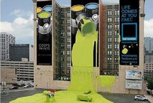 Street Art / Beautiful street art by amazing artists