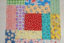 Scrappy Quilts / Let's get scrappy