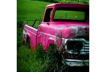 Trucks, Cars, Tractors :) / by Tara Murphy