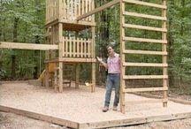 kids tree houses