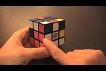 Rubic Cube / by Russell Wise