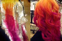 hair color stuff
