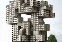 Experimental/Theoretical Architecture