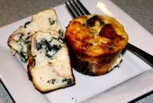 Muffins and quiches