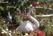 Kuğu Kuşu Heykelleri