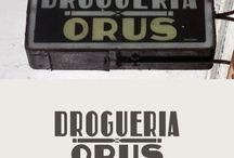 RÓTULOS VIDRIO- LETRAS RECUPERADAS