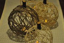Fall Decoration Crafts / by Cheryl Ghumrawi
