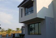656 copperleaf / Monopitch house in Copperleaf Estate  viewing deck