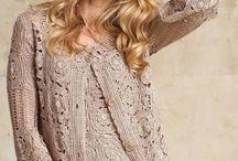 ideas para crear y vestir / tejido crochet y horquilla