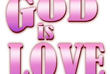 #God - is - #Love ♡       ~                        #Gott - ist - #Liebe ♡ / #God - is - #Love ♡   ~           #Gott - ist - #Liebe ♡