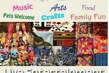 Feria Artesanias/ Art and crafts Fair