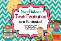 Informational Text lessons, activities, and ideas / by Becki Keur