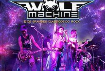 Wolf Machine Cover Band