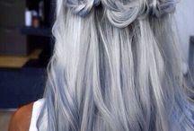 Evening &bridal hair