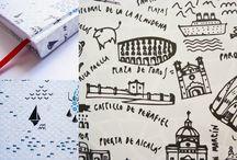 viajando / cuaderno de viaje