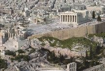 Greece  - Antiquities / The amazingly well preserved buildings etc of places we have been to or would like to go to.