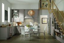 Kitchen Inspiration / Beautiful and efficient Kitchen Designs