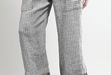 Kumaş pantolonlar