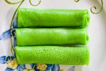 Fabulous Green Food