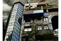 Hundertwasser / Bekende schilder