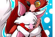 Foxy X Mangle