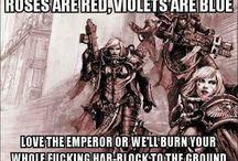 Warhammer Funny stuff