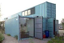container home / by mudra Sufiya