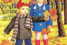 Podzimní obrázky