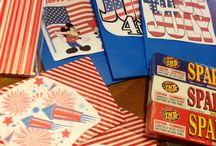 July 4 / all things for the 4th of July holiday