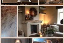 collages sfeer en kleur
