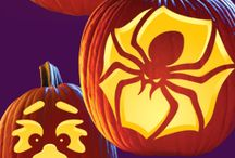 Halloween, dýňování